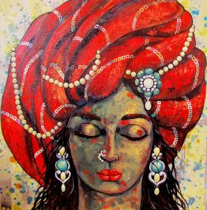 girl-with-a-red-turban-suruchi-jamkar