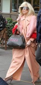 FENDI Selleria intrecciato for Lady Gaga_2