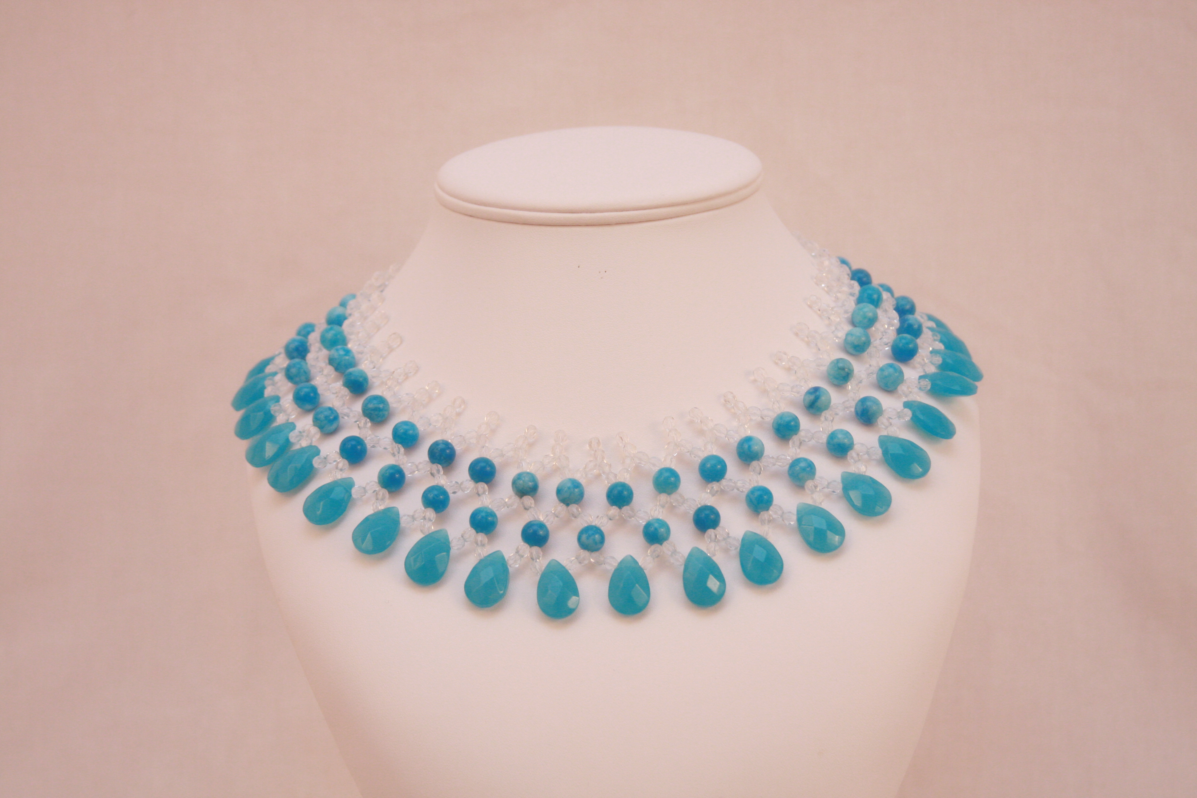 Best How To Make Nigerian Beads Necklace Ideas - Jewelry ...