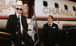 2007/8 Chanel Cruise Show Presented By Karl Lagerfeld - Inside