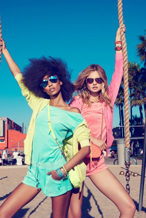 Anais Mali for Juicy Couture-2