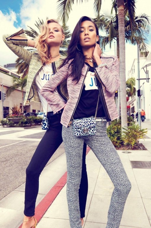 Anais Mali for Juicy Couture-3
