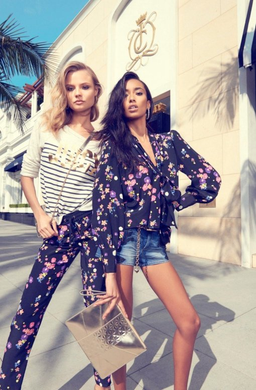 Anais Mali for Juicy Couture-4