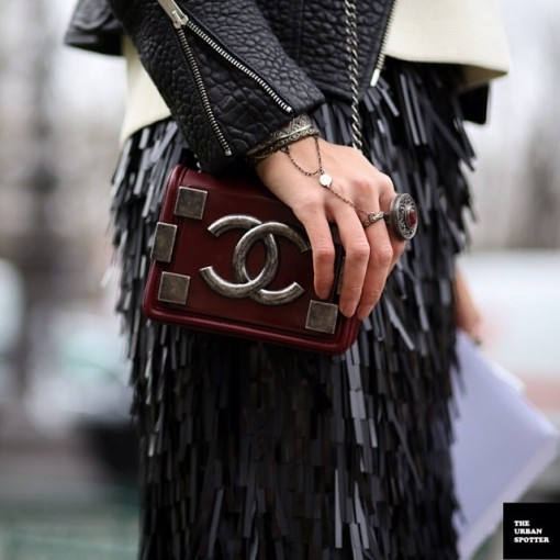 Chanel by the urbanspotter