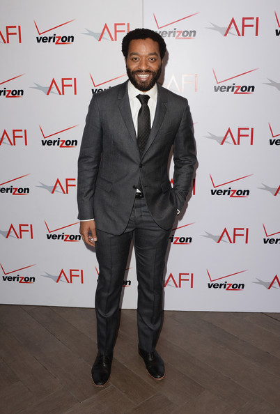 Chiwetel at AFI