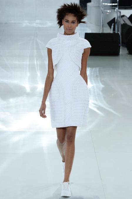 Cindy Burna for Chanel