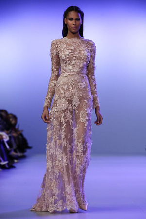 Elie Saab Haute Couture Spring Summer 2014 Paris