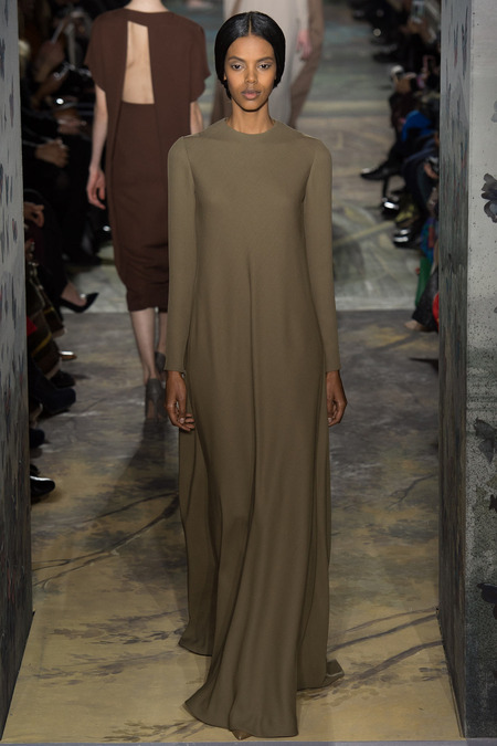 Grace at Valentino