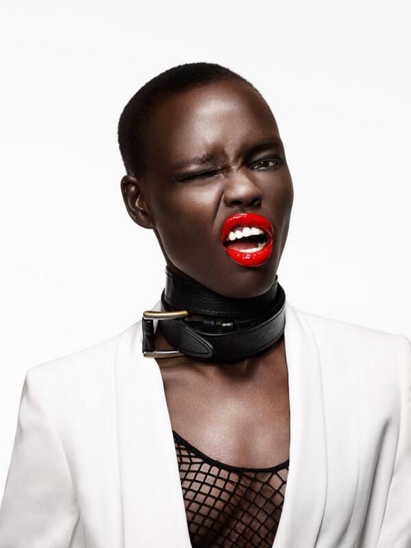 African Beauty Of The Week: Grace Bol