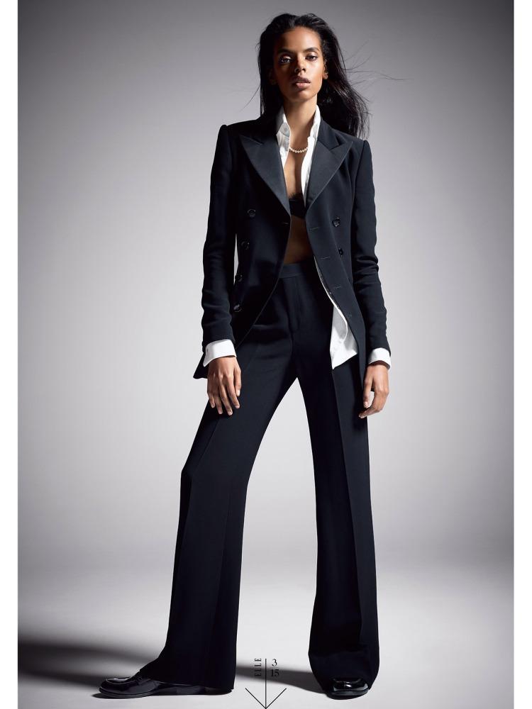 Grace Mahary for Elle 2014b