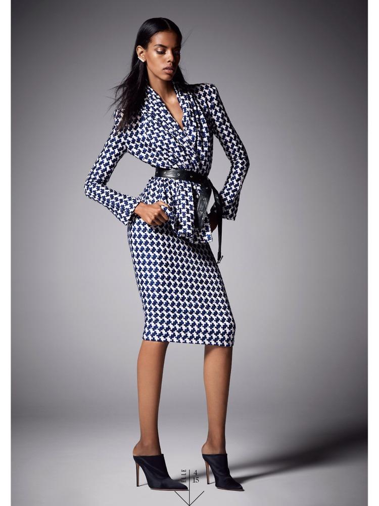 Grace Mahary for Elle 2014c