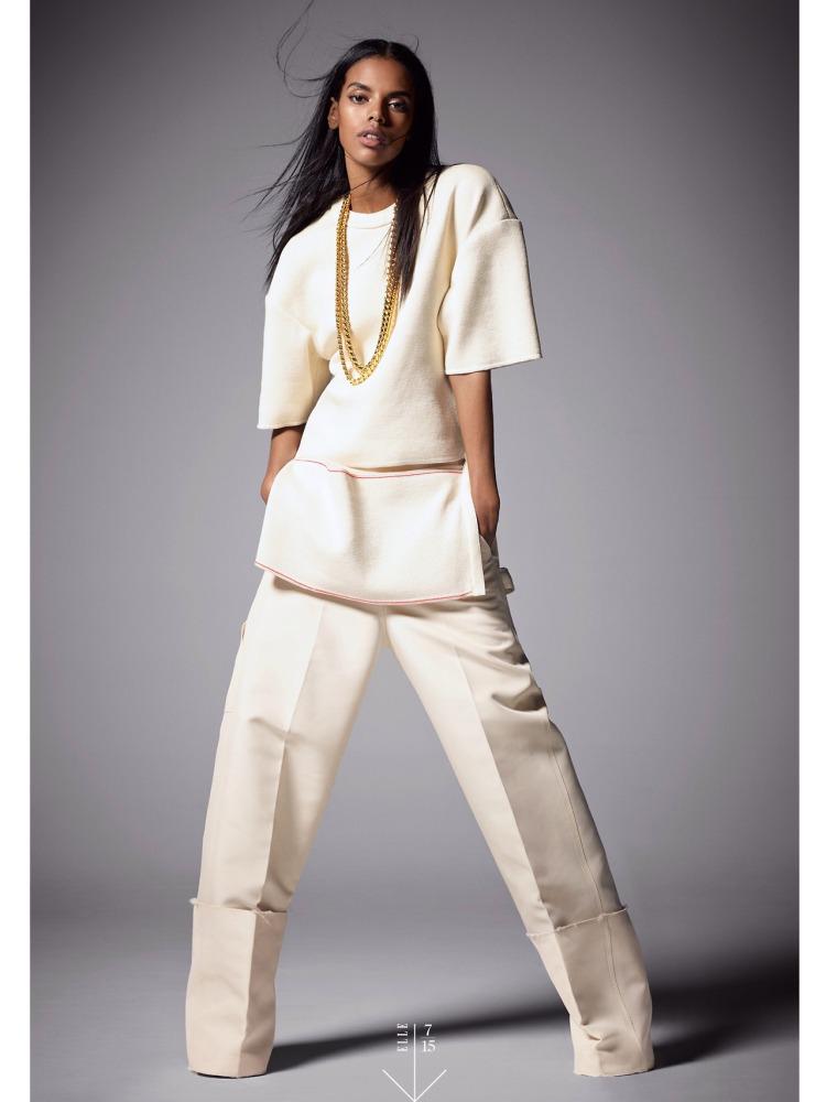 Grace Mahary for Elle 2014f