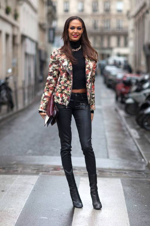 Joan Smalls in Paris-3