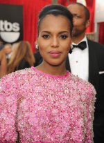 Kerry Washington Glows at SAG Awards