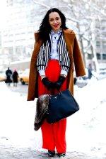 Street Style SnapShots: Stunning Black Women Layering forWinter
