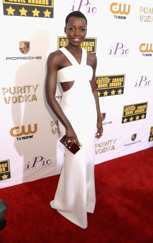 19th Annual Critics' Choice Movie Awards - Red Carpet