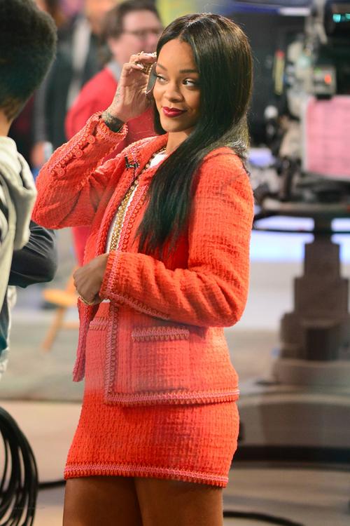 Rihanna-Good-Morning-America-Chanel-Suit