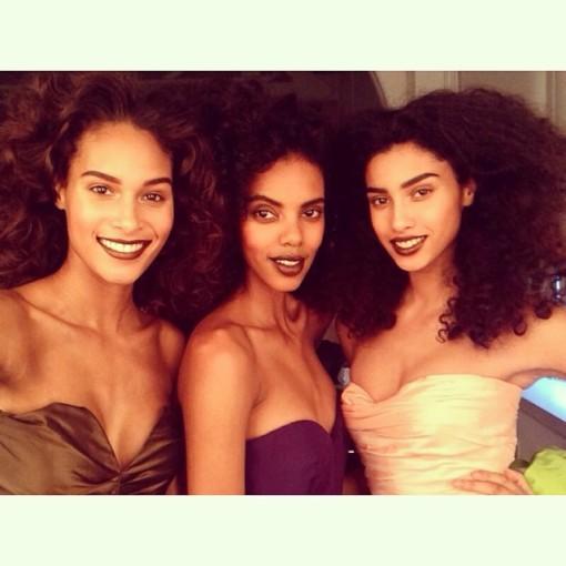 Grace-Mahary-Cindy-Bruna-Imaan-Hamman-March-US-Vogue-2014-2