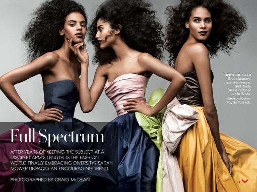 Grace-Mahary-Cindy-Bruna-Imaan-Hamman-March-US-Vogue-2014-