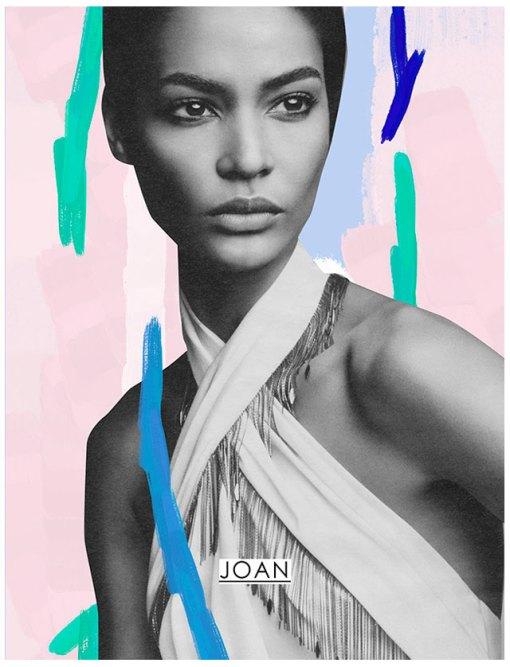 Joan-Smalls-NYFW 14