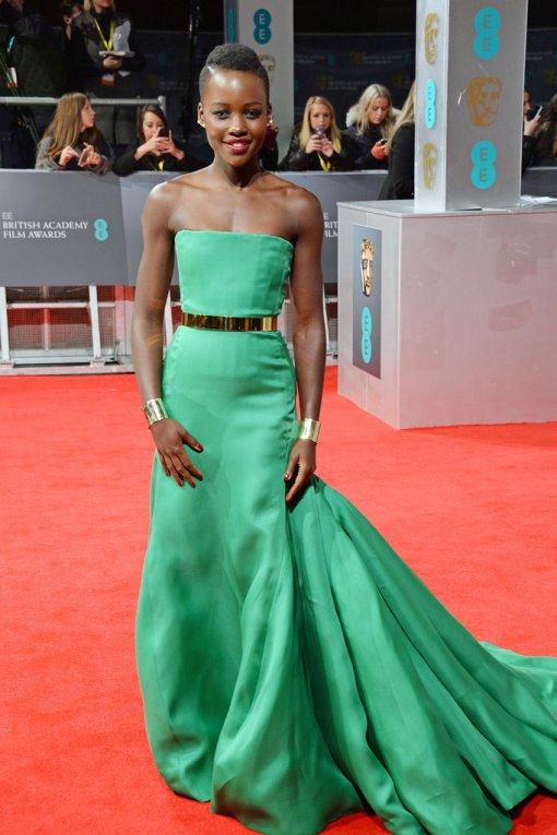 Lupita-Nyongo-BAFTAs-2014-Pictures