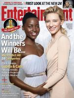 Lupita Nyong'o on the cover of Entertainment Weekly