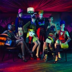 "Prada Iconoclasts as ""Harlem Renisaance"" by EdwardEnninful"