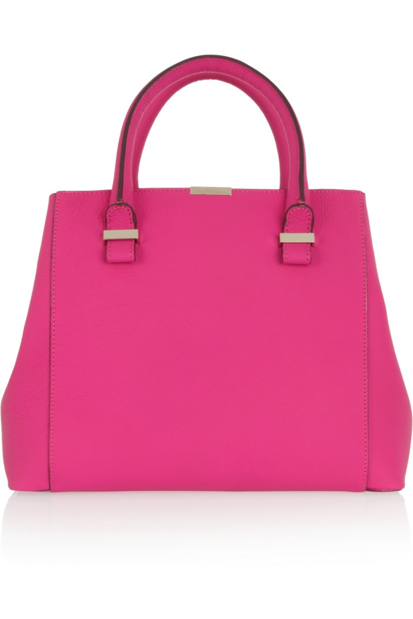 Wish List: Victoria Beckham Quincy Leather Tote