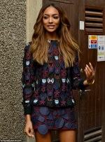 Jourdan Dunn at Vogue Festival