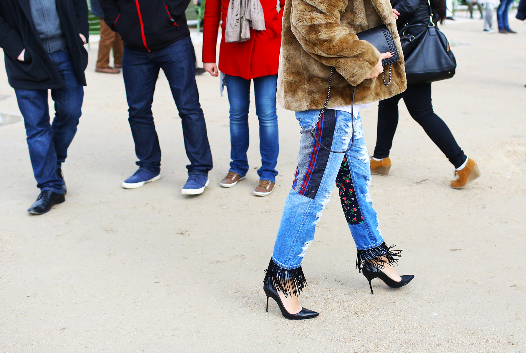Paris Street Style Fall Fashion 14 Accessories Edition 12 Isioma 39 S Style Report