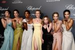 Gorgeous Models for Chopard at Cannes2014