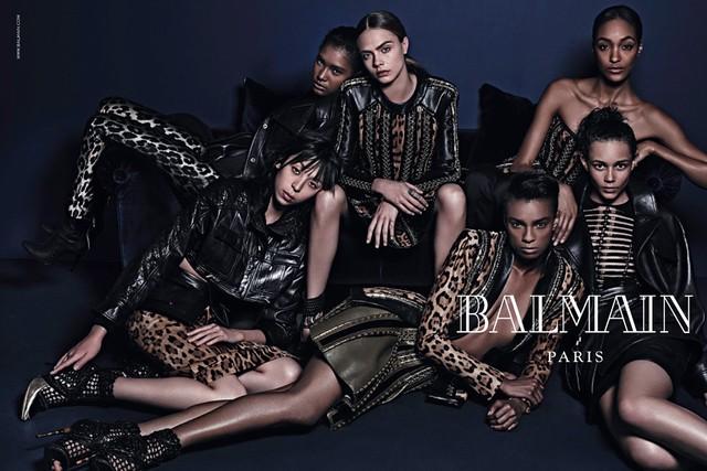 BALMAIN-PARIS-AD
