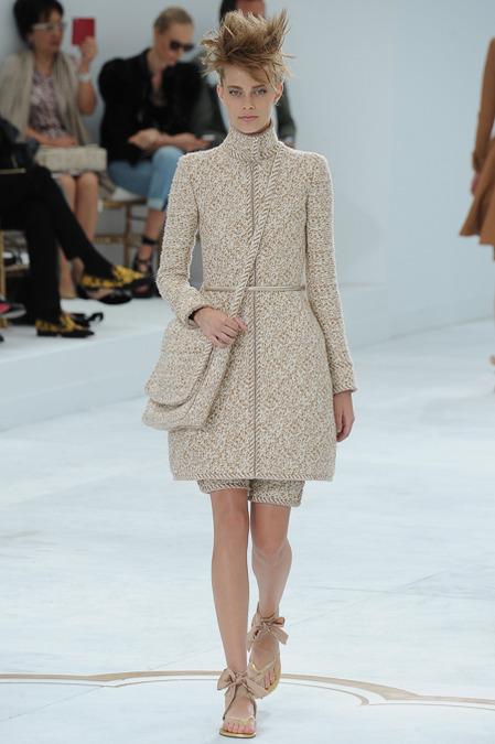 Chanel-tweed