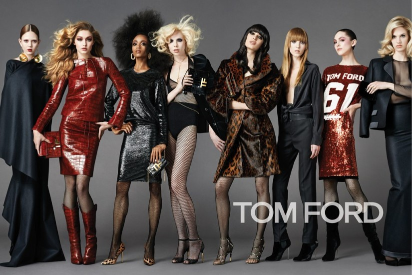 Tom Ford Fall 2014 ADCampaign
