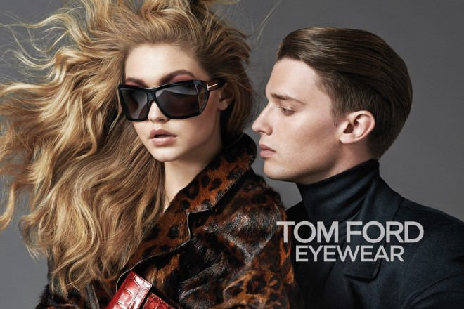 Tom Ford Fall 2014 AD Campaign