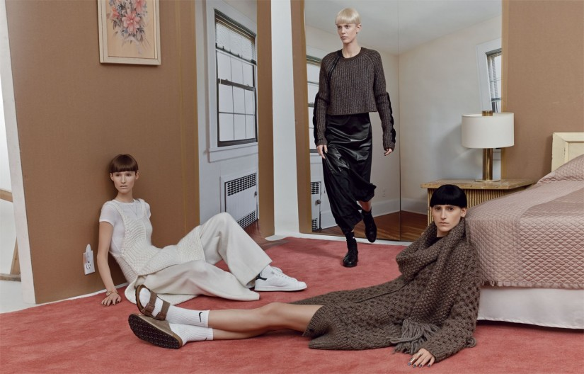 W Magazine's Banal Redefined: Clever or Fail with the Normcore Trend