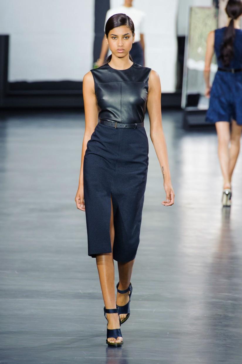 Jason Wu and African High Fashion Models at New York FashionWeek
