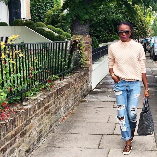 Deconstructing Lisa Folawiyo's Cool FallLook
