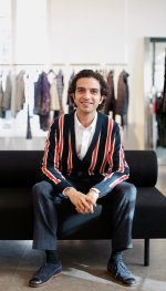 Meet Imran Amed, the East African Changing The Business of Fashion