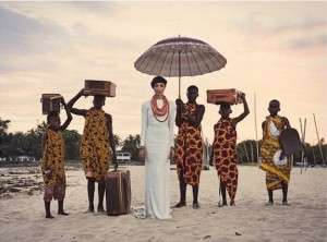 African Fashion or Modern Day Slavery