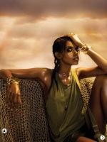 Grace Mahary for Fashion MagazineCanada