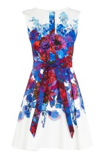 The List: Karen Millen Floral Dress