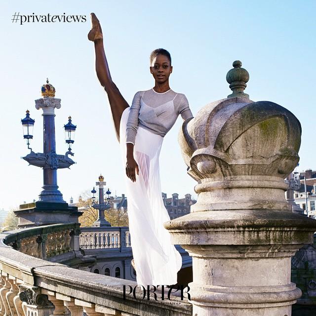 meet michaela deprince the african ballerina inspiring