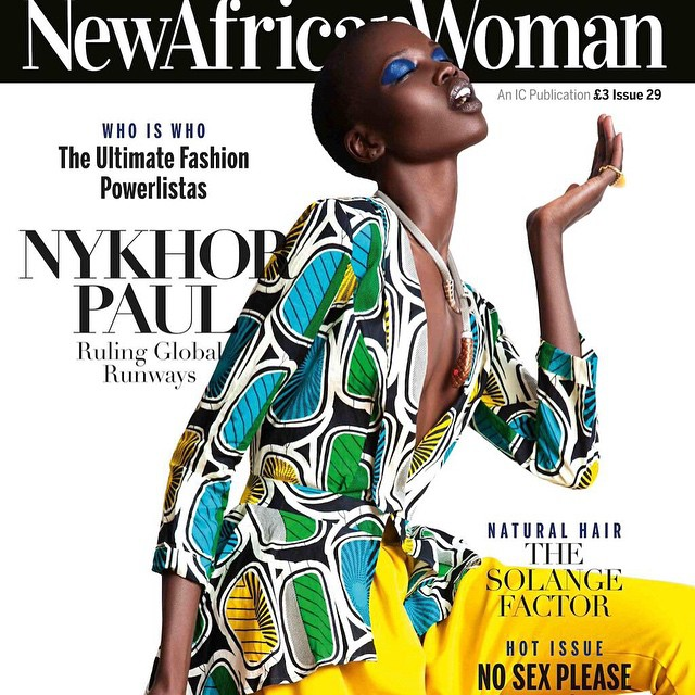 Nykhor Paul for New African Woman Magazine