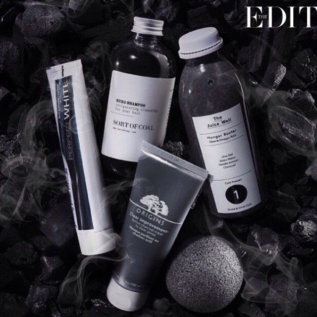 The next beauty secret is Charcoal