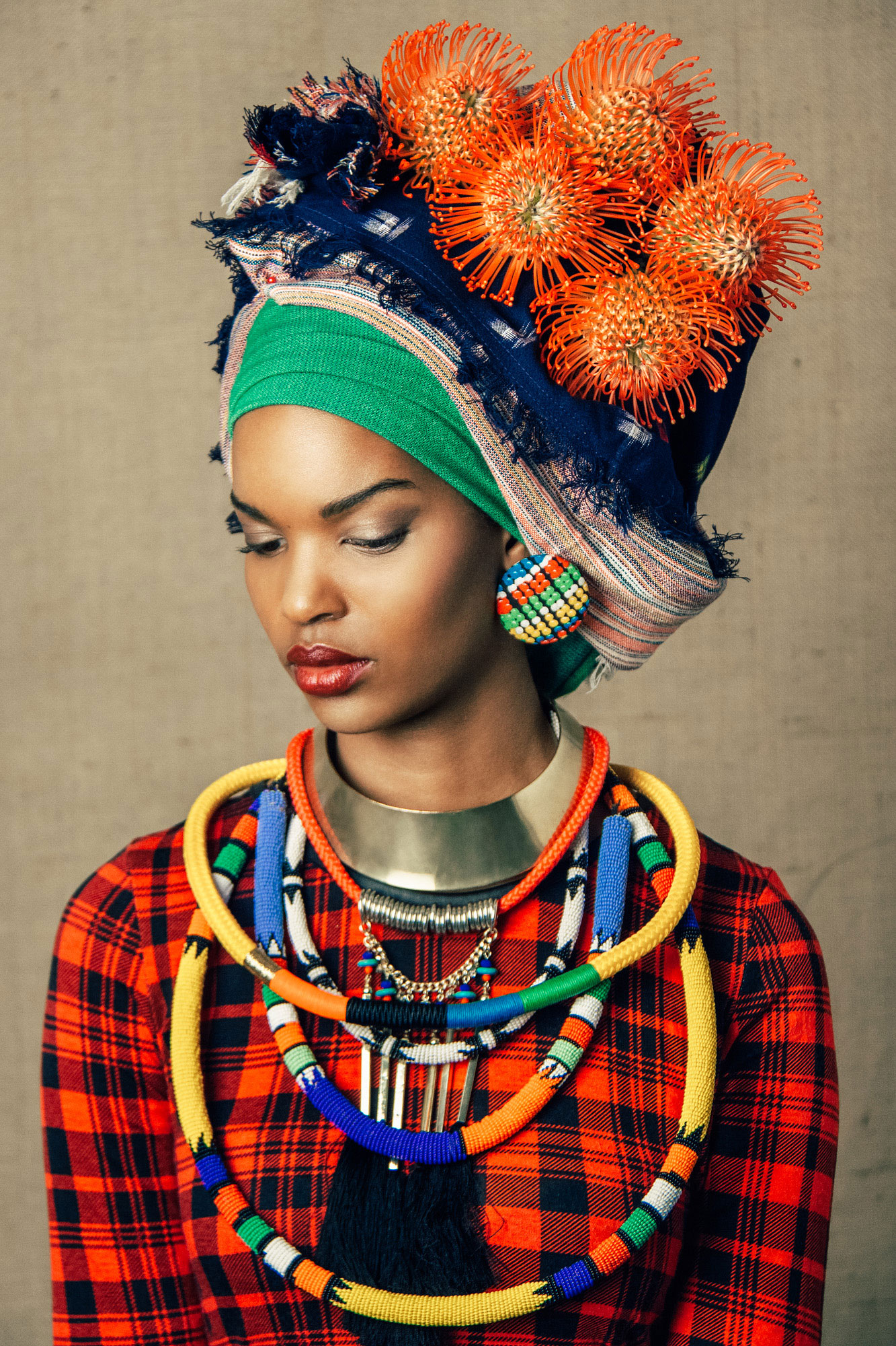 African Fashion Week Nc: The Modern African Turban: The Latest Style Trends To Know