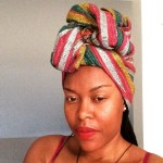 How to wear a head-wrap forfall