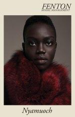 African Models at New York FashionWeek