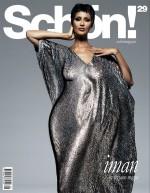 Iman for SchonMagazine