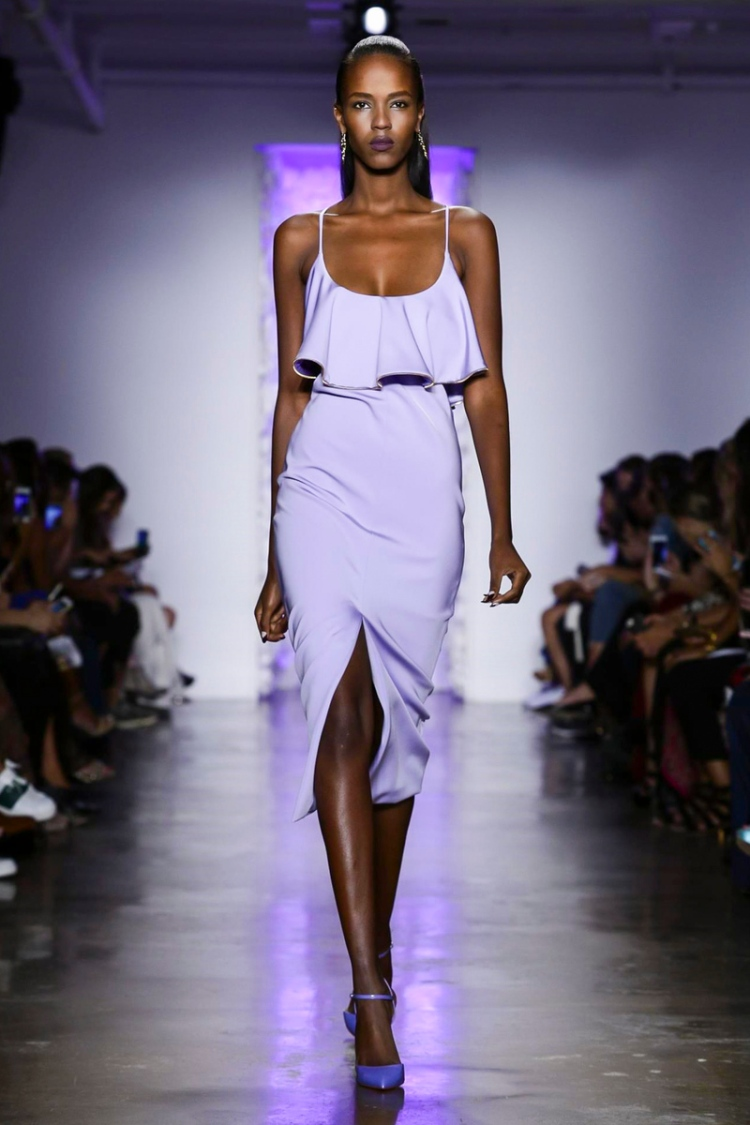 Cushnie And Ochs Fashion Show Ready to Wear Collection Spring Summer 2016 in New York